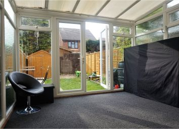 Thumbnail 2 bed terraced house for sale in Lambourne Drive, Locks Heath
