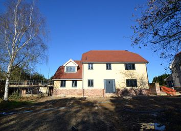 Thumbnail 6 bed detached house for sale in Hoe Lane, Nazeing, Essex