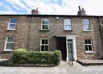 Thumbnail 3 bed terraced house for sale in London Street, Pocklington, York