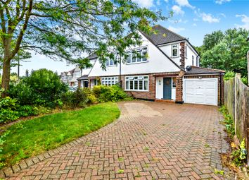 Thumbnail 3 bedroom semi-detached house for sale in Wansunt Road, Bexley, Kent