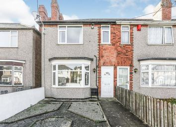 Thumbnail 3 bed end terrace house for sale in Burnham Road, Whitley, Coventry, West Midlands