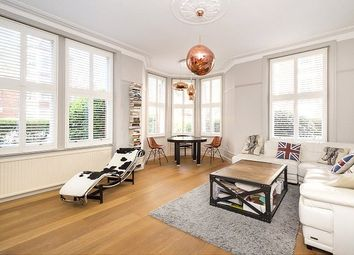 Thumbnail 4 bed flat for sale in North Court, Clevedon Road, Twickenham