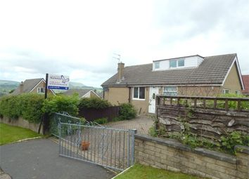 Thumbnail 4 bed link-detached house for sale in Larkhill Avenue, Reedley, Lancashire