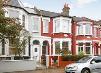 Thumbnail 4 bedroom terraced house for sale in Frobisher Road, Harringay Ladder, London