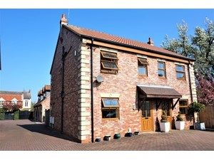 Thumbnail 3 bed semi-detached house for sale in Cardinal Walk, Hessle