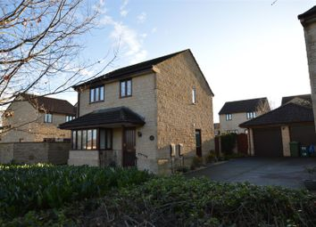 Thumbnail 3 bed detached house for sale in Oliver Brooks Road, Midsomer Norton, Radstock