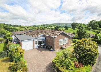 Thumbnail 4 bed detached bungalow for sale in Brecon Road, Builth Wells