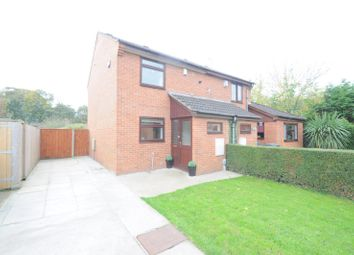 Thumbnail 2 bed semi-detached house for sale in Hurn Close, East Hull, North Humberside