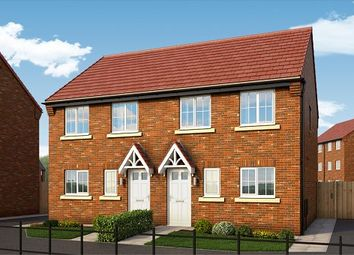 Thumbnail 3 bed semi-detached house to rent in Cayton, Yew Gardens, Edlington, Doncaster