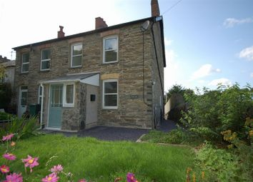 Thumbnail Semi-detached house for sale in Eglwys Fach, Machynlleth