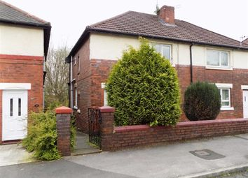 Thumbnail 2 bedroom semi-detached house for sale in Woodhall Road, Stockport