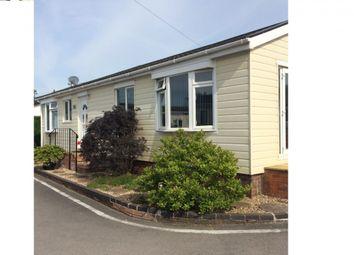 Thumbnail 2 bed mobile/park home for sale in Rixton Park Homes, Moss Side Lane, Warrington, Warrington