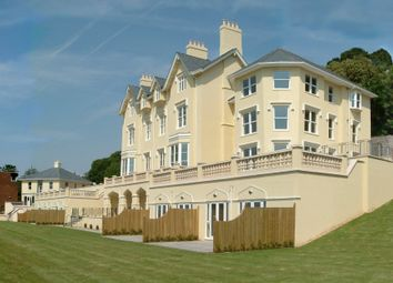 Thumbnail 2 bedroom flat for sale in Middle Lincombe Road, Torquay