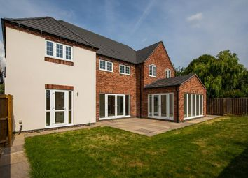 Thumbnail 5 bed detached house for sale in Plains Road, Mapperley, Nottingham