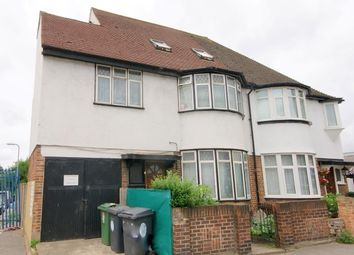 Thumbnail 3 bed flat to rent in Church Road, Leyton