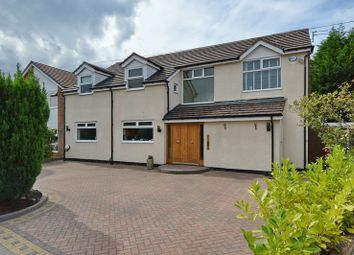 5 bed detached house for sale in Ferndale Avenue, Whitefield, Manchester M45