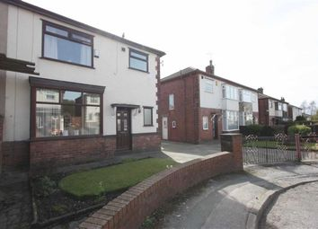 Thumbnail 3 bedroom semi-detached house for sale in Poulton Avenue, Breightmet, Bolton