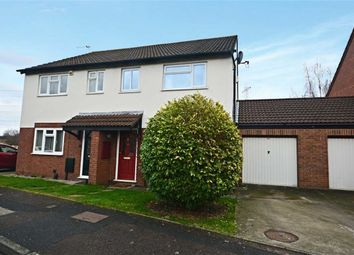 Thumbnail 3 bed semi-detached house for sale in Greyhound Gardens, Longlevens, Gloucester