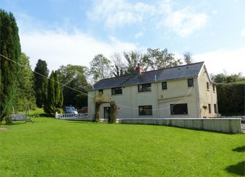 Thumbnail 4 bed detached house for sale in Old Llanharan Road, Pencoed, Bridgend, Mid Glamorgan