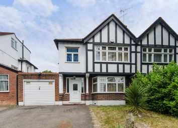 Thumbnail 3 bedroom semi-detached house for sale in Uxbridge Road, Hatch End