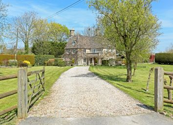 Thumbnail 4 bed country house for sale in Minety, Malmesbury