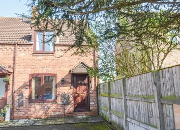 Thumbnail 3 bed end terrace house for sale in Westwood Mews, Dunnington, York