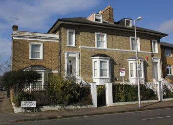 Thumbnail 3 bed terraced house for sale in Grove Crescent, London