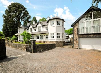Thumbnail 5 bed equestrian property for sale in Heol Y Parc, Pentyrch, Cardiff