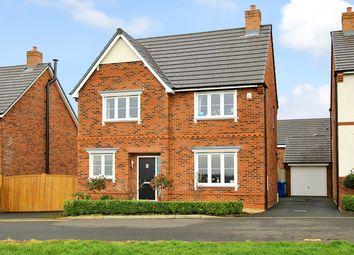 4 bed detached house for sale in Golborne Road, Winwick, Warrington WA2