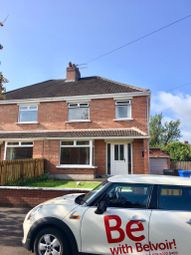 Thumbnail 3 bed semi-detached house to rent in Wynchurch Park, Belfast
