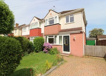 Thumbnail 3 bedroom semi-detached house for sale in St Margarets Avenue, Ashford