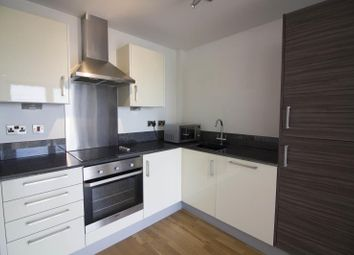 Thumbnail 1 bed flat to rent in Wicker Riverside, North Bank, Sheffield