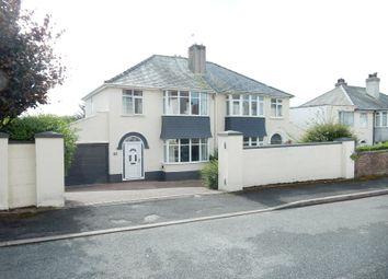 Thumbnail 3 bed semi-detached house for sale in Calva Road, Seaton, Workington, Cumbria