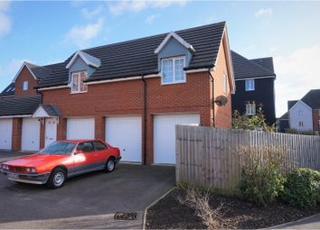 Thumbnail 2 bed property for sale in Wagtail Drive, Stowmarket