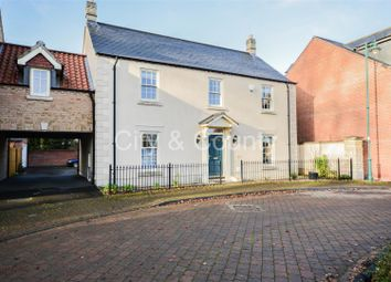 Thumbnail 5 bedroom link-detached house for sale in King Henry Chase, South Bretton, Peterborough