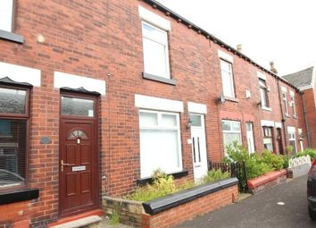 Thumbnail 2 bed terraced house to rent in Curzon Road, Bolton