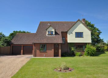 Thumbnail 4 bedroom detached house for sale in Hintlesham, Ipswich, Suffolk