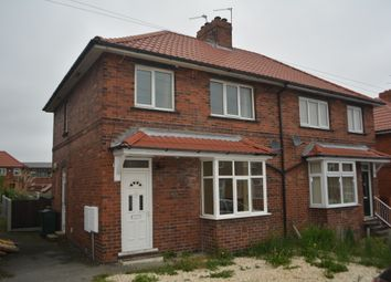 Thumbnail 3 bed semi-detached house for sale in Clark Street, Hoyland