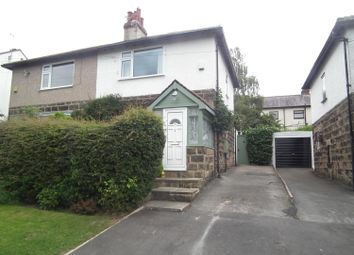 Thumbnail 2 bed semi-detached house to rent in Carlisle Avenue, Yeadon, Leeds