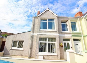 Thumbnail 4 bed end terrace house for sale in Shakespeare Avenue, Milford Haven, Pembrokeshire.