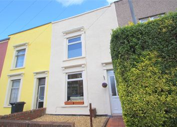 Thumbnail 2 bed terraced house for sale in South Street, Bedminster, Bristol