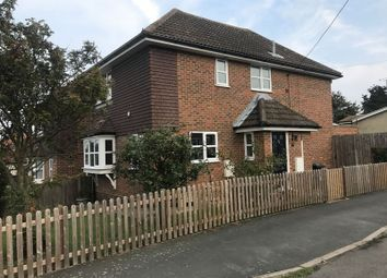 Thumbnail 3 bed detached house for sale in Ash Road, Hawley, Dartford