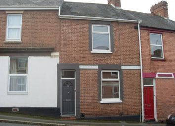 Thumbnail 2 bed terraced house to rent in Roberts Road, St. Leonards, Exeter