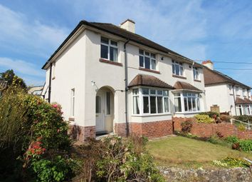 Thumbnail 3 bed semi-detached house for sale in Frys Lane, Sidford, Sidmouth