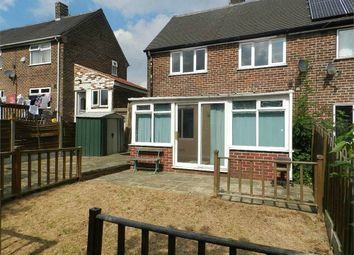 Thumbnail 2 bed semi-detached house to rent in Lane End, Chapeltown, Sheffield