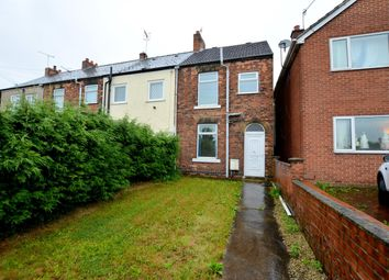 Thumbnail 3 bed end terrace house to rent in Chesterfield Road, Staveley, Chesterfield