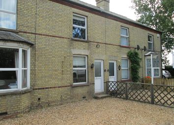 Thumbnail 2 bed terraced house to rent in Bedford Road, Moggerhanger, Bedfordshire