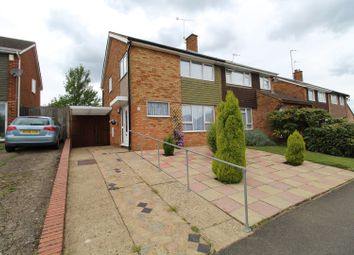 Thumbnail 3 bed semi-detached house for sale in Severn Way, Bletchley