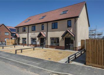 Thumbnail 4 bed terraced house for sale in Fuller's Place, Mendham Lane, Harleston, Norfolk