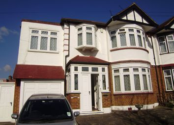 Thumbnail 4 bed end terrace house for sale in Worcester Gardens, Cranbrook, Ilford